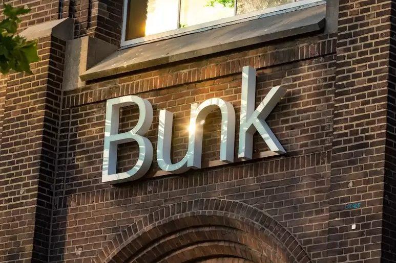 BUNK Hotel Amsterdam logo