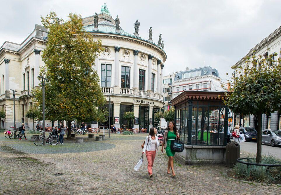 shopping Antwerpen